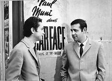 Photo originale amour à la chaîne Jean Yanne Jean-Marie Fertey affiche Scarface