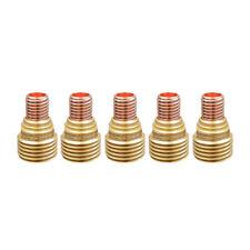 5 Pk 45v44 332 Tig Collet Body Gas Lens For Welding Torch 92025