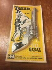 Hubley Texan Jr. Cap Gun - Unopened Original Packaging