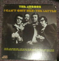 The Arbors - Feat: I Can't Quit Her - LP Date lbl - Psych Pop 1969 TES-4017