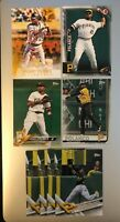 Gregory Polanco Baseball Card Lot of 8 -  Pittsburgh Pirates   NM-MT