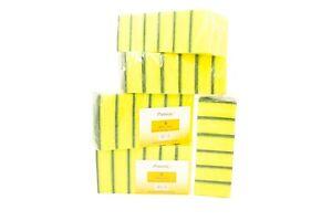30 Heavy Duty Jumbo Sponge Scourers (5 x 6 Pack)