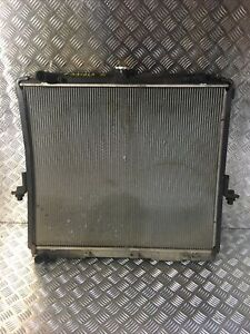 NISSAN NAVARA RADIATOR D40 2.5 DIESEL MANUAL 2006-2010