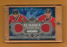 2008-09 Upper Deck Artifacts Tundra Tandems Dual Jersey Kane/Toews  02/50  Mint