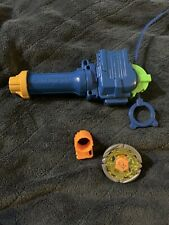 Beyblade Metal Fusion Hasbro Flame Sagittario C145S with Launcher Grip BB-15A