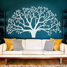 White Tree Family Wall Sticker Inspiration Vinyl Baby Room Photo Frame Art Decor