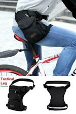 Tactical Leg Pouch Holder Drop Bag Motorcycle Outdoor Bike Cycling Travel Thigh