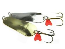 #0 // 13-25g // spoons // zander perch trout lures // Made in EU Polsping Wydra