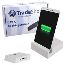 USB 3.1 Typ C Dockingstation Ladestation Ladegerät für Samsung Galaxy S8+ Duos