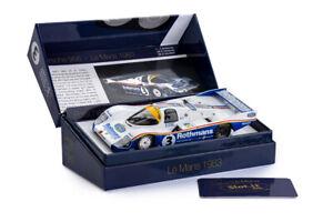 Slot.it CW24 - Porsche 956C LH - Le Mans 1983 winner #3 - 1:32 scale slot car