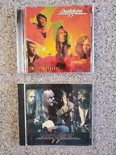 Dokken CD Lot, Dysfunctional, One Live Night