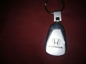 Honda Key Ring Teardrop Keychain.