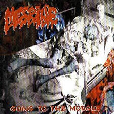 MESRINE - GOING TO THE MORGUE - CD, 2002 - ORIGINAL FRENCH EDITION