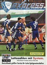 BL 92/93 VfL Bochum - SV Werder Bremen