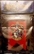 "Harry Potter Gryffindor Indoor Banner 30""x50"" - New in stock"