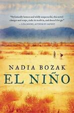 EL NINO - BOZAK, NADIA - NEW PAPERBACK BOOK