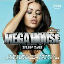 CD de musique album house t.o.p