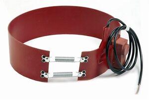 Refrigerant Cylinder Heater belt with thermostat N019007