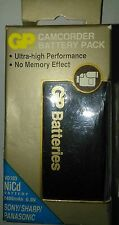 Batteria   per videocamera 6v 2400 mAh  cod bm803 Camcorder battery pack