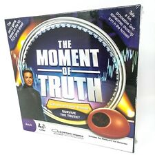 The Moment Of Truth - Lie Detective Party Game Based On FOX Game Show
