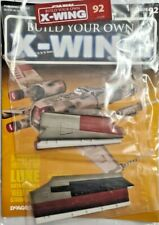 More details for star wars build your own x-wing official 2020 mag + parts = 1:18 scale # 92