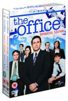 The Office: An American Workplace - Season 3 DVD Official UK STOCK NEW Carrell
