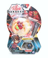 Bakugan Ultra - Pyrus Vicerox - Battle Planet Toy + Bakucores Spin Master New