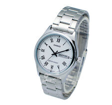 -Casio MTPV006D-7B Men's Metal Fashion Watch Brand New & 100% Authentic