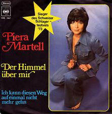 PIERA MARTELL-DER HIMMEL UBER MIR + ICH KANN DIESEN WEG AUF EINMAL NICHT MEHR