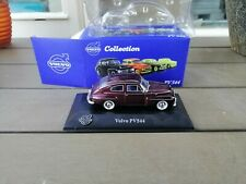 VOLVO COLLECTION 1/43 DIECAST VOLVO  PV 544  IN Bordeaux Mint  BOXED