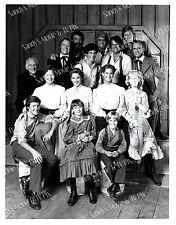 MICHAEL LANDON, MELISSA GILBERT & Cast ORIGINAL TV Photo LITTLE HOUSE: A NEW...
