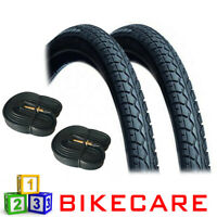 Pair Of 26x1.50 Bike Road/Land Tyre With Tyre Tubes VC-5022