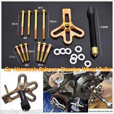 21 Pcs Car Harmonic Balancer Puller Steering Wheel Gear Crankshaft Extractor Kit