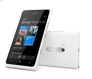 "Nokia Lumia 900 3G Wifi 8.0MP Windows Unlocked Smartphone Original 4.3"""