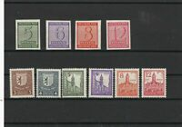 Germany 1945 Allied Occupation Mint Never Hinged Stamps Ref 23823