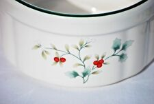 Pfaltzgraff Winterberry Dip Serving Set