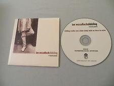 IAN McCULLOCH Slideling Album Sampler promo CD Echo And The Bunnymen