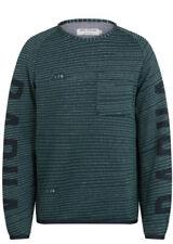 Rapha + Byborre Limited Ed'n LS Transfer Shirt Green/Light Blue BNWT Size M or L