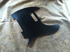 Hand Tooled Custom Leather Pickguard fits Fender Telecaster Tele 5/8 Hole