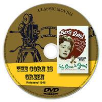 The Corn Is Green 1945 DVD Film Bette Davis, John Dall - Drama, Film Noir