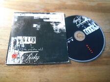 CD Metal 4Lyn - Husky (1 Song) Promo MOTOR UNIVERSAL cb
