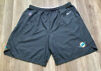 Auth NFL Nike Miami Dolphins #94 Christian Wilkins Issued Shorts 2XL Football