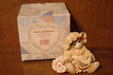 Enesco Calico Kittens - Sweets for the Sweet - Valentine