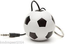 KitSound Mini Buddy Portable Speaker For iPad, iPhone, Samsung, HTC, Nokia, BLK