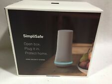 Simplisafe 11-Piece Home Security System Kit New 24/7 professional monitoring