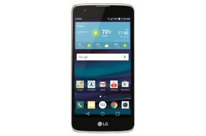 Brand New Sealed LG Escape 3 K373 - 16GB - Blue (Cricket Wireless) Smartphone