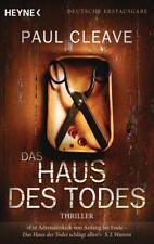 Das Haus des Todes von Paul Cleave (2012, Taschenbuch)