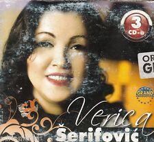 Verica serifovic 3 CD nove romanse ciganske Marija folk Narodna Muzika SRBIJA