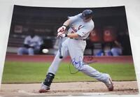 COLBY RASMUS SIGNED ST LOUIS CARDINALS HOUSTON ASTROS 16x20 PHOTO COA J1