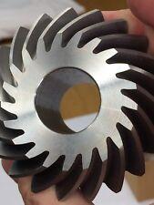 "BOSTON  GEAR SPIRAL MITER GEAR  90 DEGREE 1"" BORE 7 PITCH 21 TEETH VERY LARGE !!"
